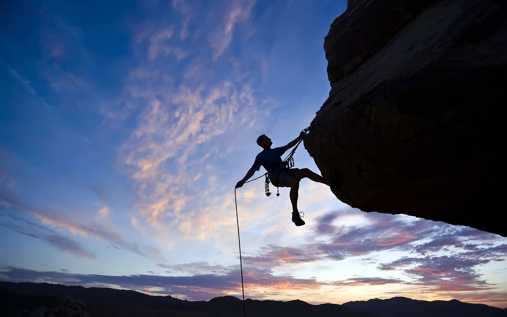 mountain climbing inspired men
